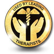 Seal: Used by leading therapists
